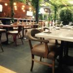 Outdoor Fine Dining at J House Restaurant