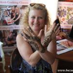 A beautiful Turkish henna !