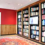 Hotel Library/Lounge