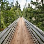 Tidnish Suspension Bridge