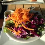 House garden salad