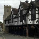 The Guildhall Much Wenlock