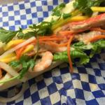 New !!! Seafood Sub