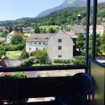 Zimmeraussicht/Balkon