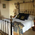 Bedroom at Whitepark House