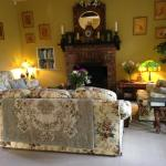 Parlor at Whitepark House