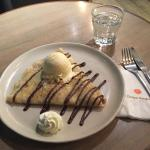 Food - Crepe Amelie Photo