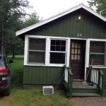 Green Cabin at Normaway Inn