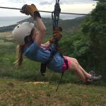 Ziplining over San Juan del Sur-Thrilling!
