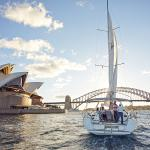 Cruising Sydney Harbour