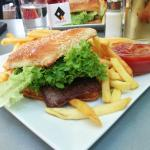 """Kann man machen: Der """"Cuadro Burger"""""""