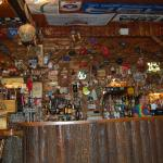 Bar area Seneca Lodge