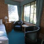 Deluxe room - views over Crookhaven River