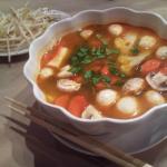 spicy soup - excellent!!!