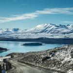 Lake Tekapo & the Two Thumb Range