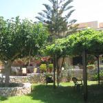 Bel giardino privato