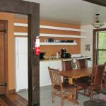 Kitchen/Dining family cabins