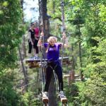 Parc Aventures Cap Jaseux Photo