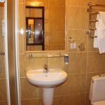 Bathroom in room 223