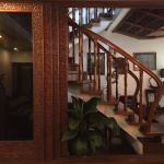 Teak Lobby & Staircase