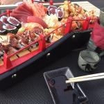 Sushi-Brücke