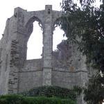 Abbaye Saint-Félix-de-Montceau, Gigean (Hérault), France.