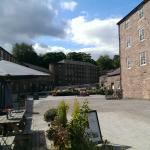 The Cromford Mill complex
