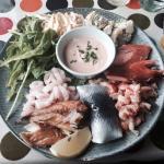 Cold Seafood Salad