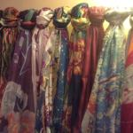 Scarves and accessories at Pots