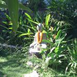 Buddha im Garten von Sananda