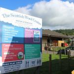 Scottish Wool Centre, Aberfoyle, Scotland, Aug 2015