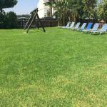 Lounging / sunbathing area