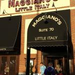 Maggiano's Hackensack Restaurant - Entrance Close View