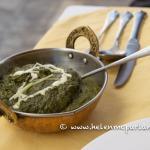Spinach Panak Paneer