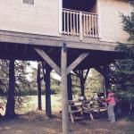 Meadows treehouse