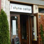 Entrance to The Stone Cellar