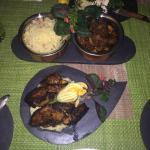 Main dishs