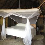 Chalet 1: Bedroom