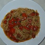 Spaghetti alla San Giuvannidd'