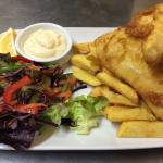 Some of the meals we offer at The Mossburn Hotel.