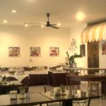 Main restaurent at People Place 2 Hotel Chaing Mai