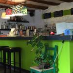 Cafe/Bar/Restaurant Großstadt Foto