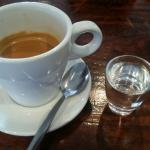 Grappa coffee