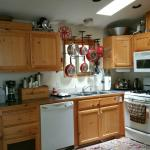 Upscale Full Kitchen w/brand new S/S Convection Oven! Nice!