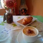 warm breakfast