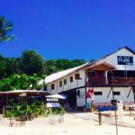 Oh Lala Perhentian. Restaurant, diving center and rooms