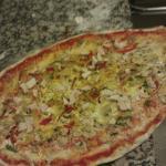Pizza Indienne (40cm de diamètre)