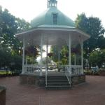 The Diamond Bandstand
