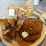 Friday fish fry-all you can eat