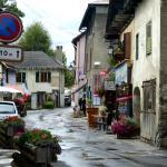 Pitoresque restaurants à Serre Chevalier vieille ville